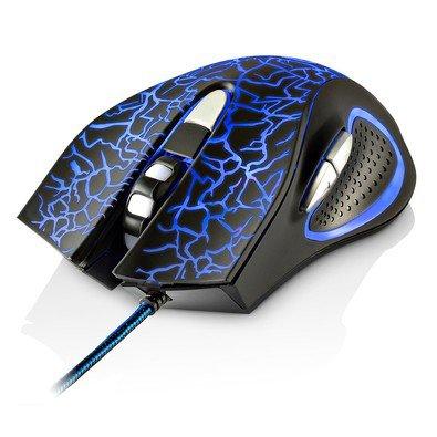 mouse usb gamer 2400dpi mo250 6 botoes led multilaser 43724 2000 191373