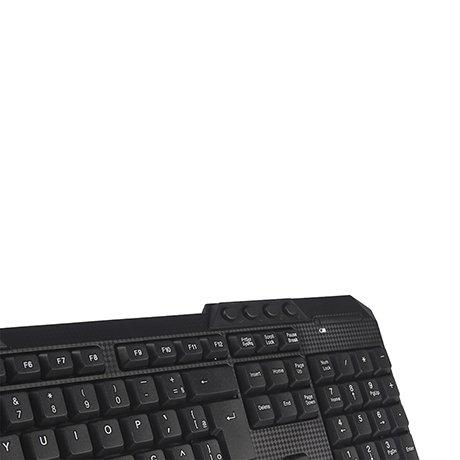 teclado e mouse sem fio c3 tech k w10bk preto 48718 2000 199461