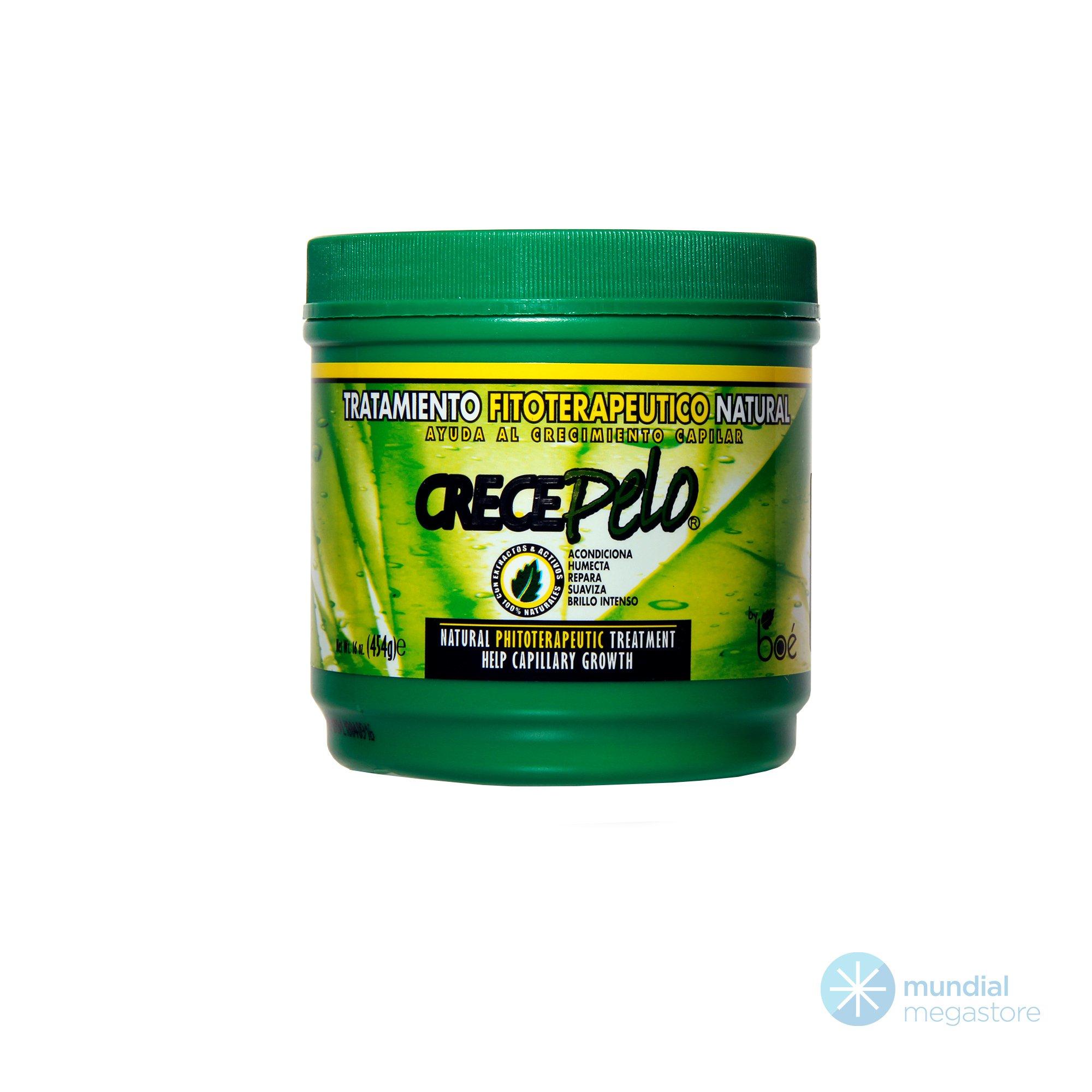 mascara crecepelo fitoterapeutico natural 454gr 33559 2000 196070
