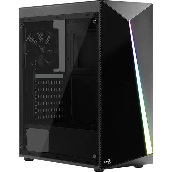 gabinete gamer apenas 10 disponiveis aerocool rgb shard mid tower 48210 2000 200253