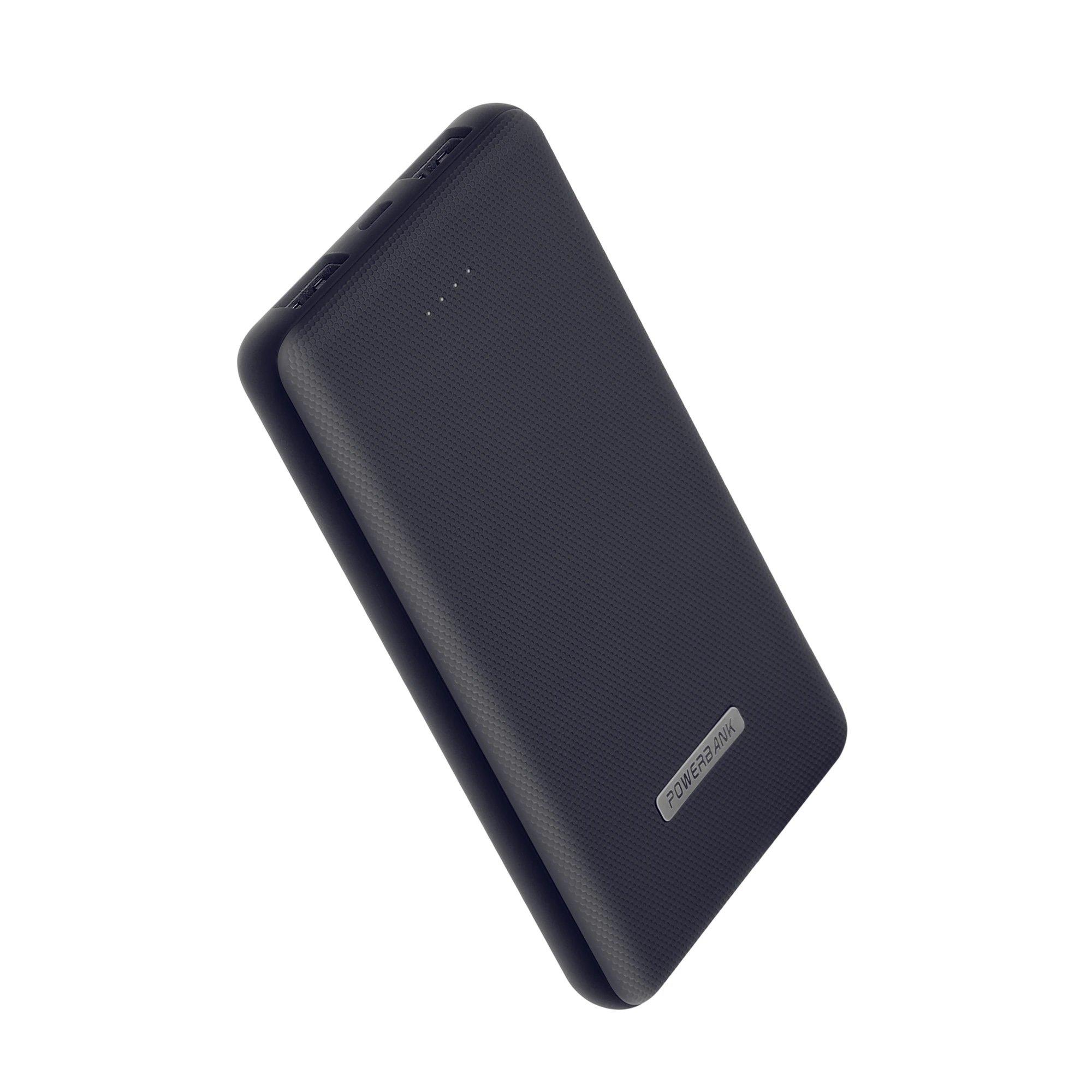 carregador portatil 10000mah elogin pb07 preto 49356 2000 200428