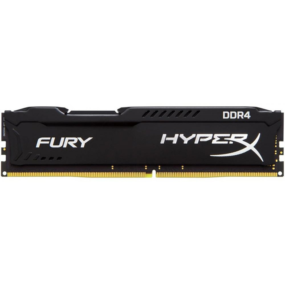 memoria ddr4 8gb pc2400 kingston hyper black fury hx424c15fb3 8 45196 2000 199309