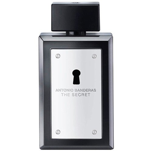 perfume antonio bandera the secret masculino edt 100 ml 6435 2000 62000