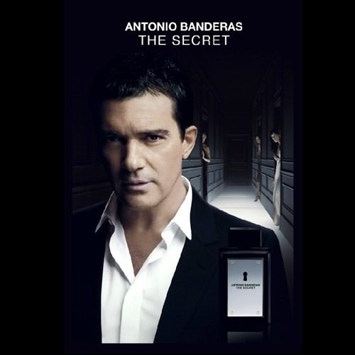 perfume antonio bandera the secret masculino edt 100 ml 6435 2000 62007