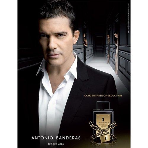 perfume antonio banderas the golden secret masculino edt 100 ml 6436 2000 61188