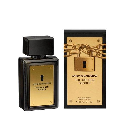 perfume antonio banderas the golden secret masculino edt 100 ml 6436 2000 62028