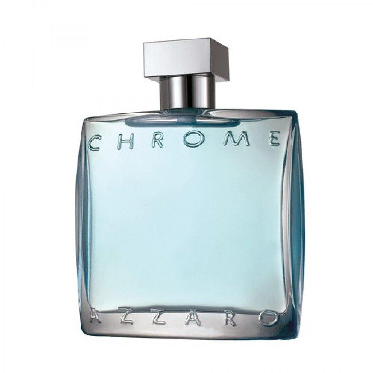 perfume azzaro chrome masculino edt 100 ml 5345 2000 62035