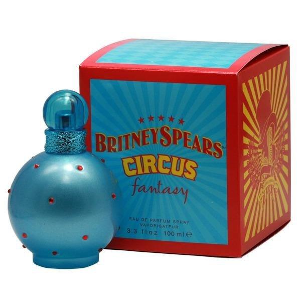 perfume britney spears circus feminino fantasy edp 100 ml 5746 2000 42528