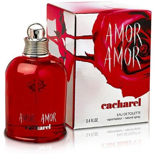 perfume cacharel amor amor feminino edt 100 ml 4932 2000 42577