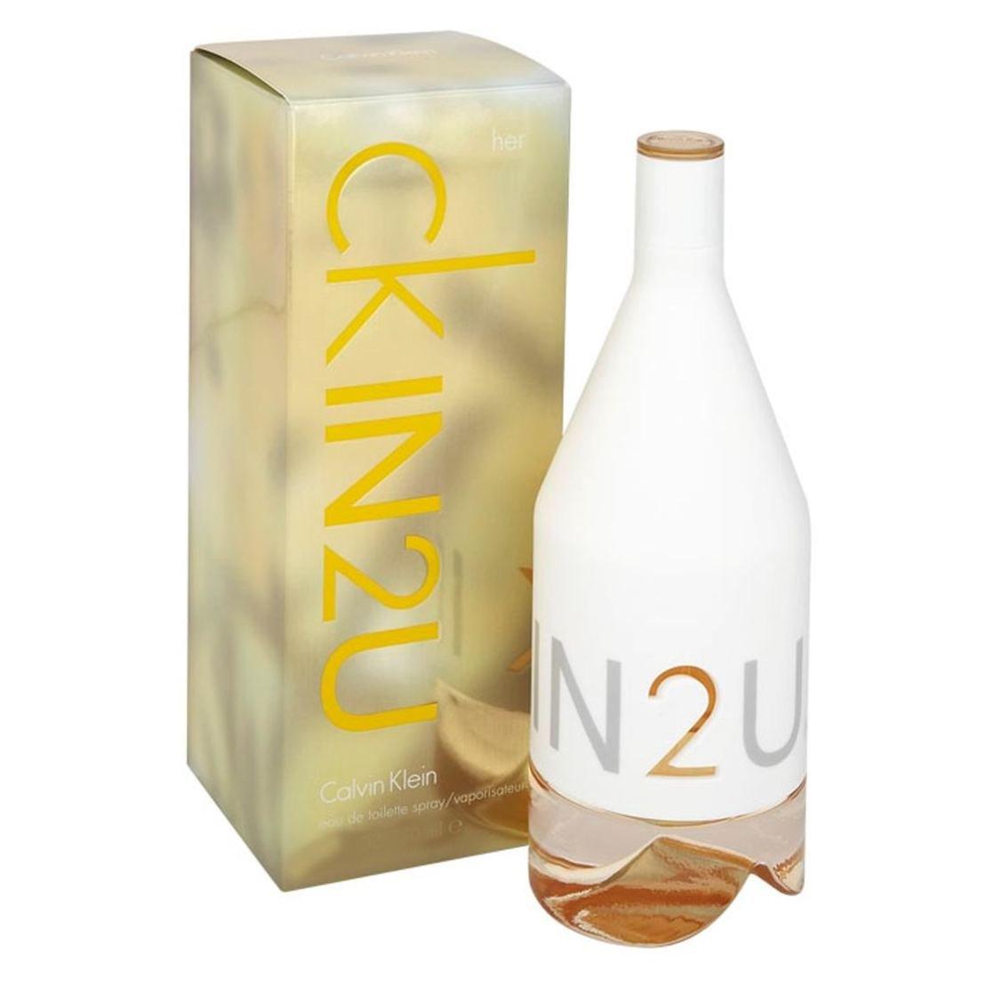 perfume calvin klein ck in2u feminino edt 100 ml 31609 2000 195789