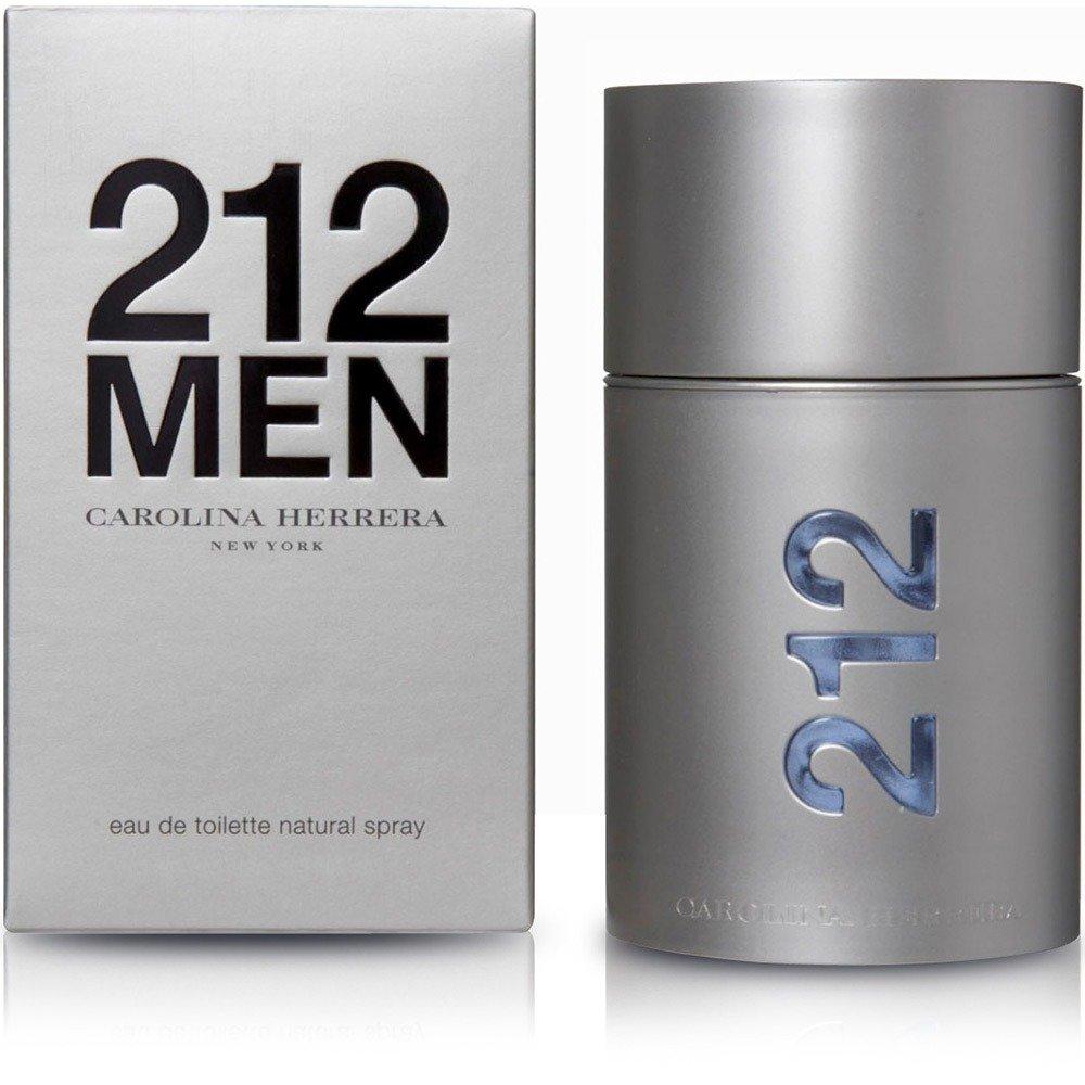 perfume carolina herrera 212 men masculino tradicional edt 100 ml 4920 2000 43158