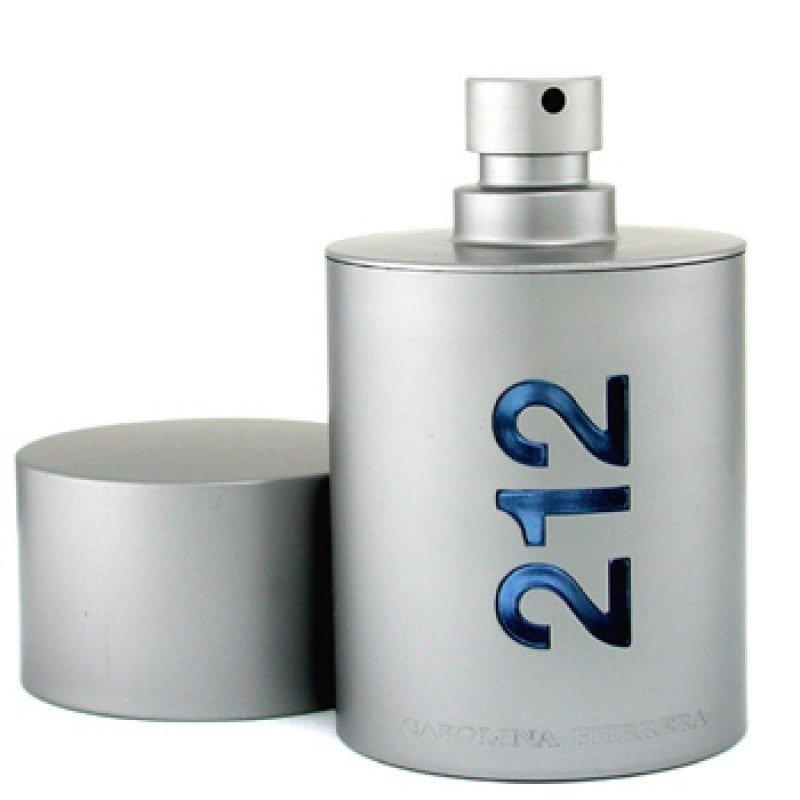 perfume carolina herrera 212 men masculino tradicional edt 100 ml 4920 2000 62448