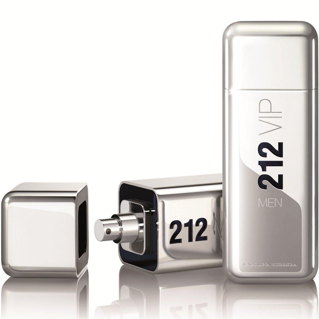 perfume carolina herrera 212 vip men masculino edt 100 ml 6622 2000 62560