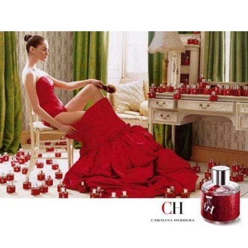 perfume carolina herrera ch ch feminino edt 100 ml 6416 2000 62581