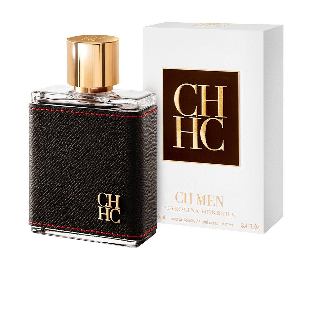 perfume carolina herrera ch masculino edt 100 ml 6409 2000 201322