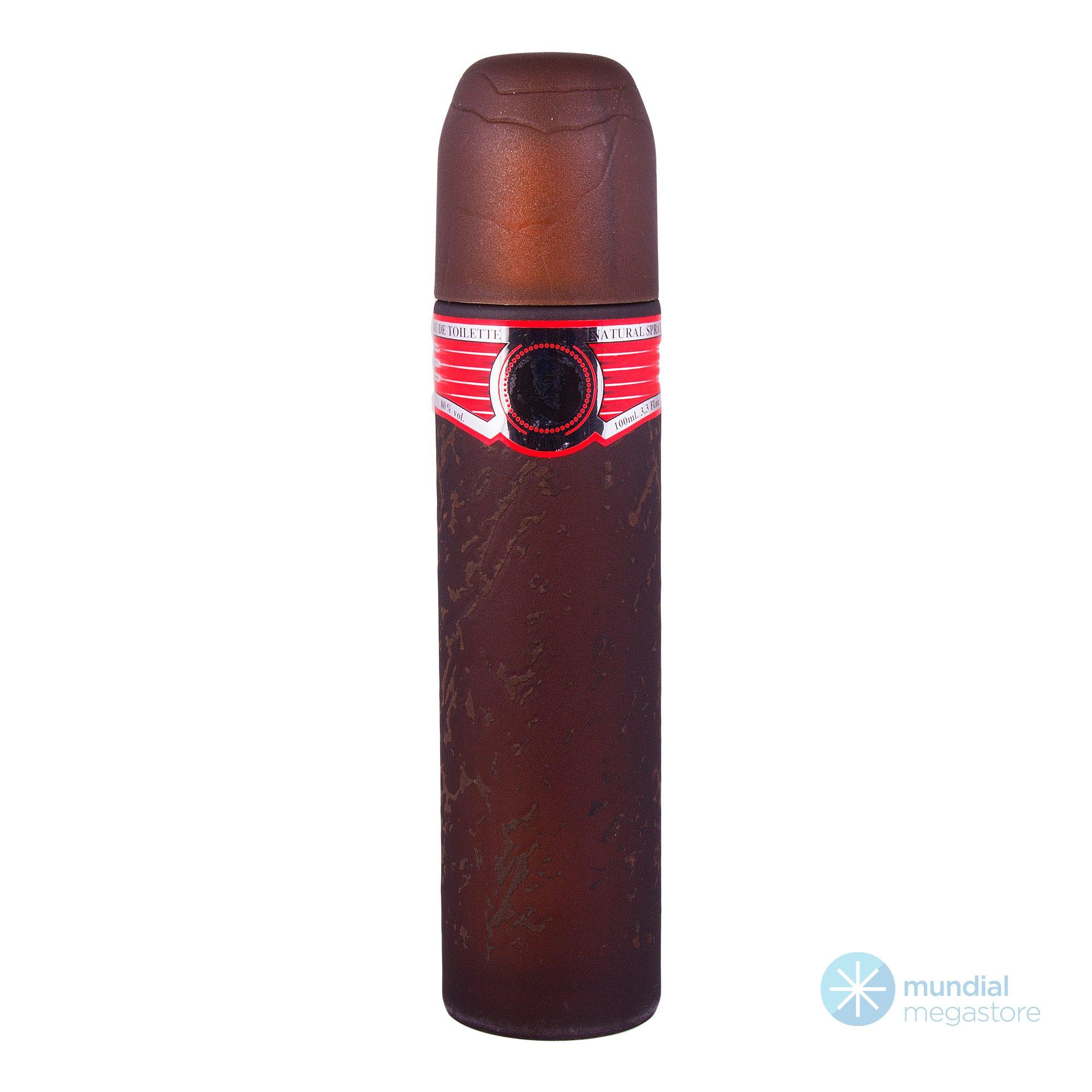 perfume cuba red masculino 100 ml burberry london 35050 2000 195755