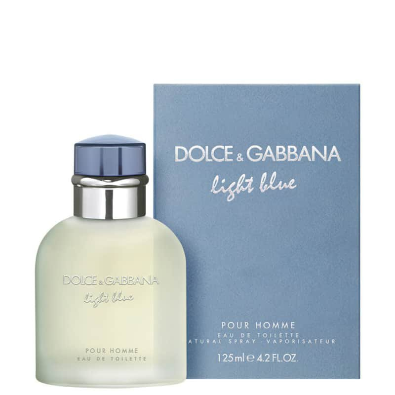 perfume dolce gabbana light blue masculino edt 125 ml 21299 2000 200820