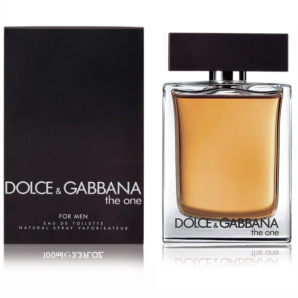 perfume dolce gabbana the one masculino edt 100ml 4905 2000 43221