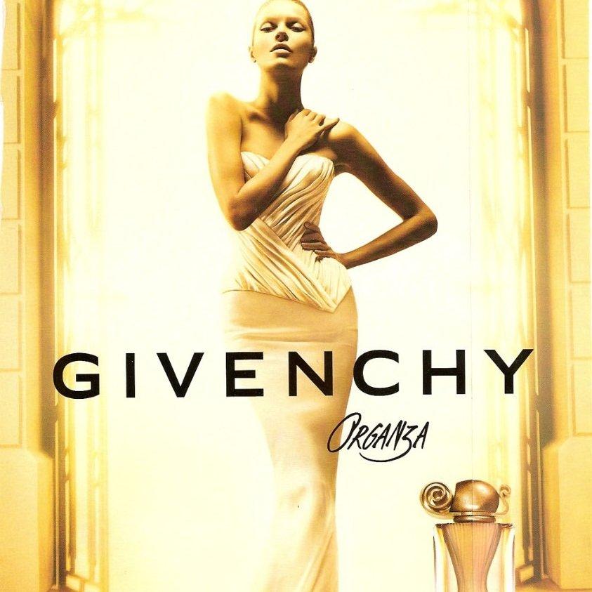 perfume givenchy organza feminino edp 100 ml 4936 2000 63057