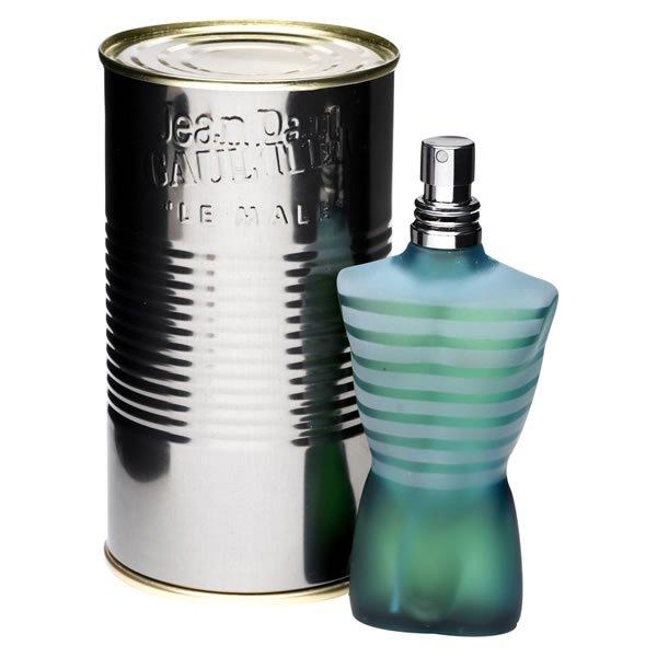 perfume jean paul gaultier le male masculino edt 125 ml 5174 2000 63225