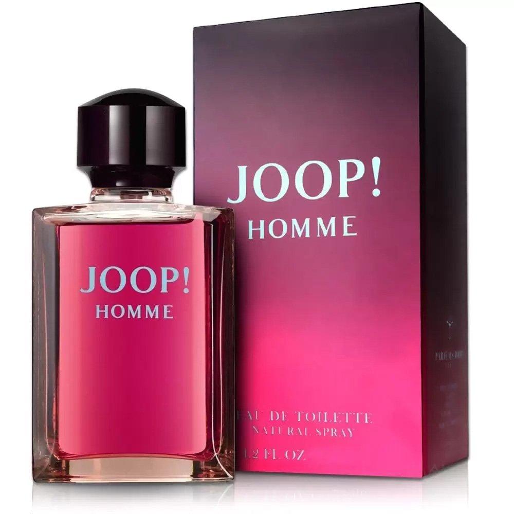 perfume joop homme masculino edt 125ml 5182 2000 203916