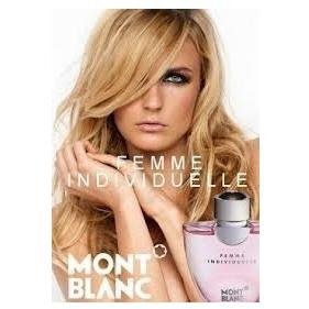 perfume mont blanc individuelle feminino edt 75 ml 6438 2000 63554