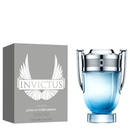 perfume paco rabanne invictus aqua masculino edt 100 ml 48811 2000 199616