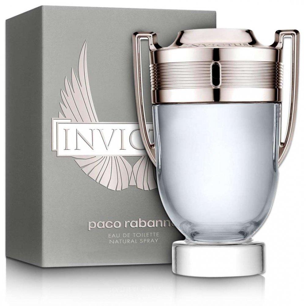 perfume paco rabanne invictus masculino edt 100 ml 22701 2000 202499