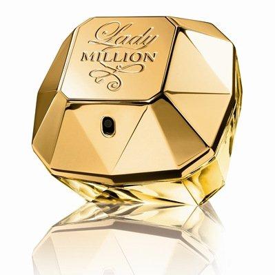 perfume paco rabanne lady million feminino edt 80ml 6149 2000 63701