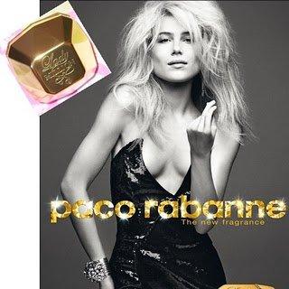 perfume paco rabanne lady million feminino edt 80ml 6149 2000 63708