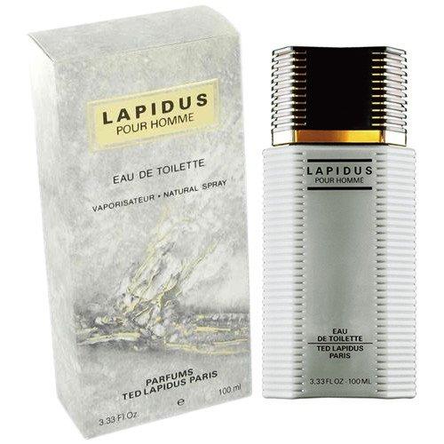 perfume ted lapidus pour homme edt masculino 100 ml 35111 2000 175004