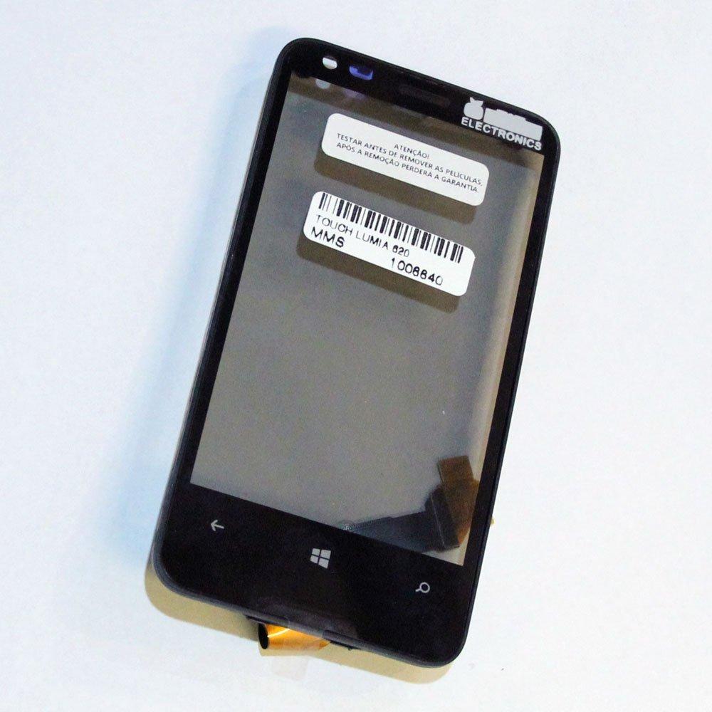 thouch celular completo nokia lumia n620 preto 36830 2000 200971