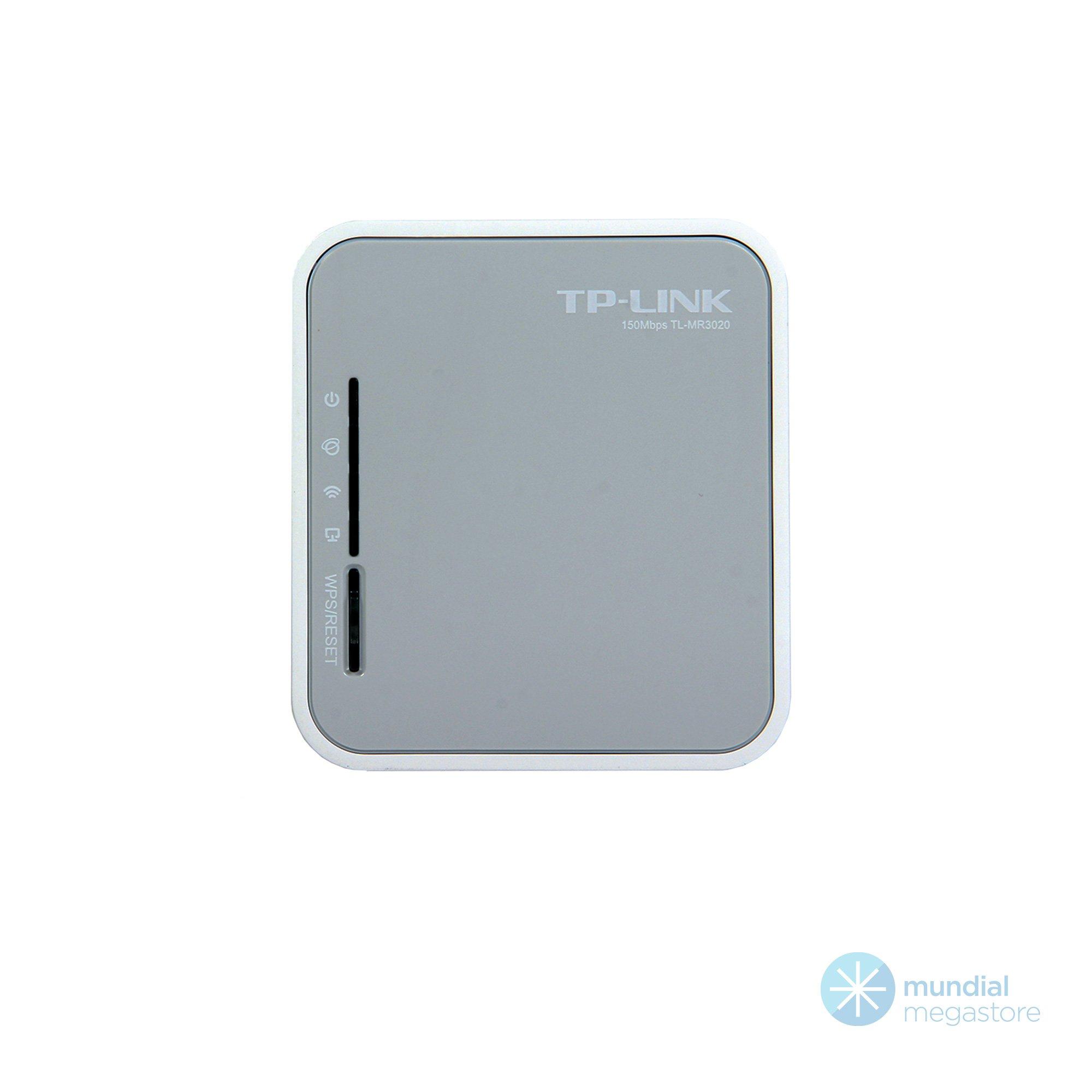 wireless mini roteador portatil 3g 4g tp link tl mr3020 150mbps 45095 2000 195974