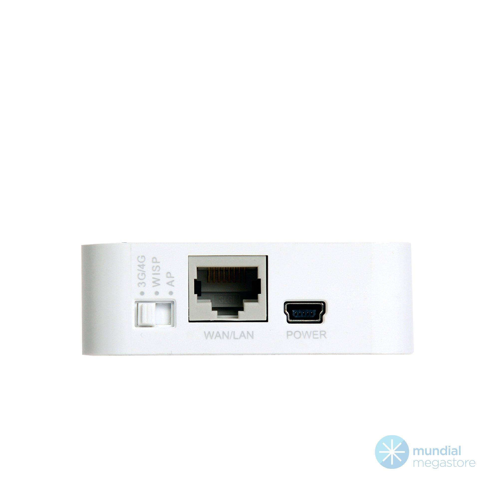 wireless mini roteador portatil 3g 4g tp link tl mr3020 150mbps 45095 2000 195975