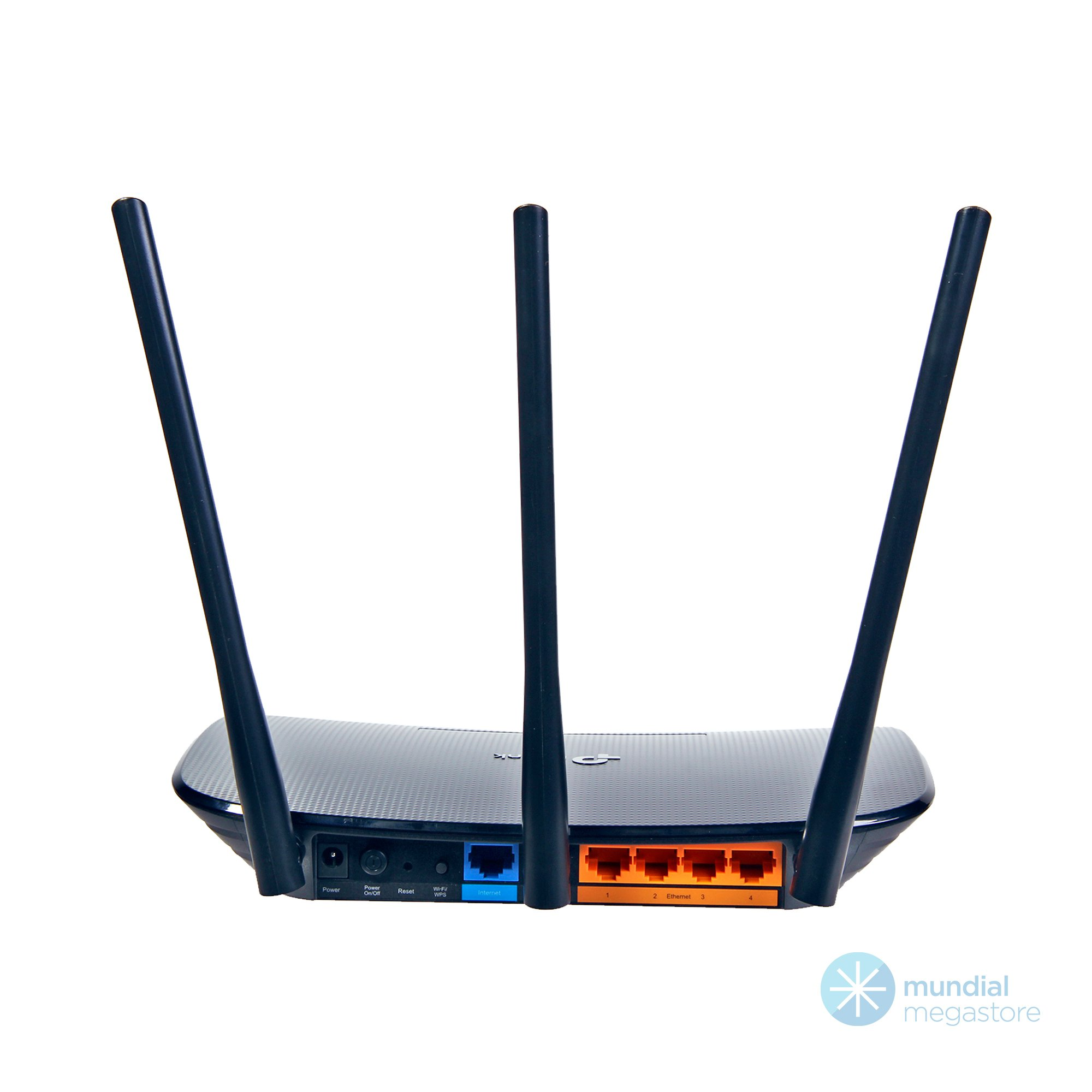 wireless roteador tp link wr949n 450mbps 3 antenas 46499 2000 195978
