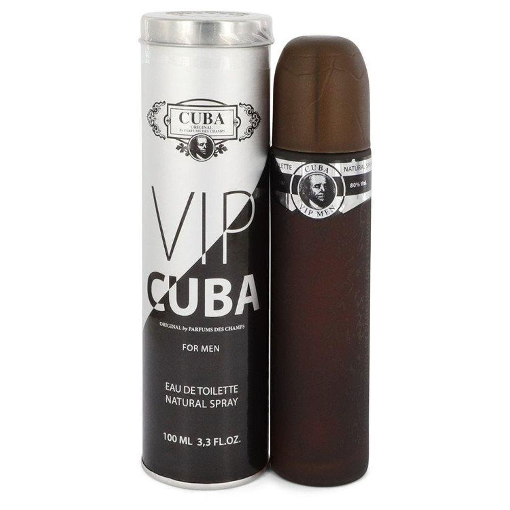 perfume cuba vip masculino 100 ml 212 vip men 49390 2000 200318