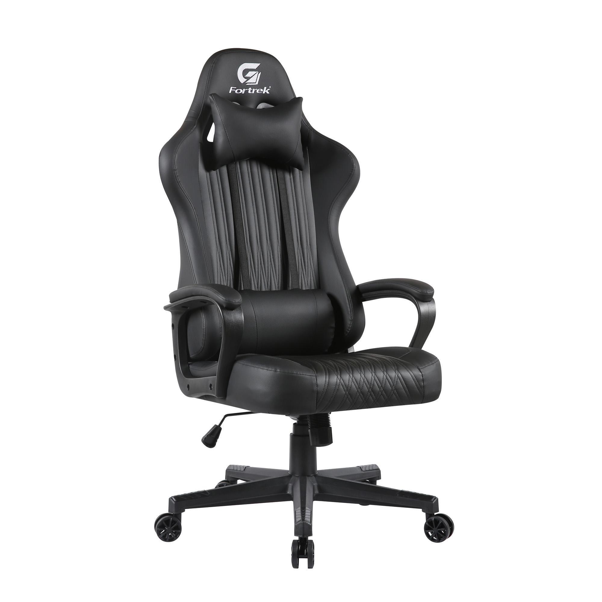 cadeira gamer facil fortrek vickers preta 49730 2000 200824