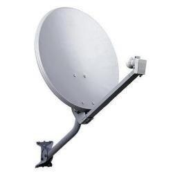 antena de receptor via satelite lnb duplo 21195 2000 56645