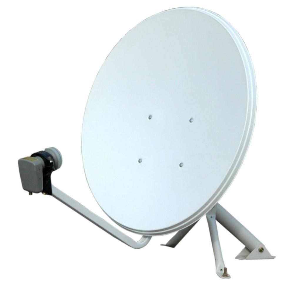 antena de receptor via satelite lnb duplo 21195 2000 73573