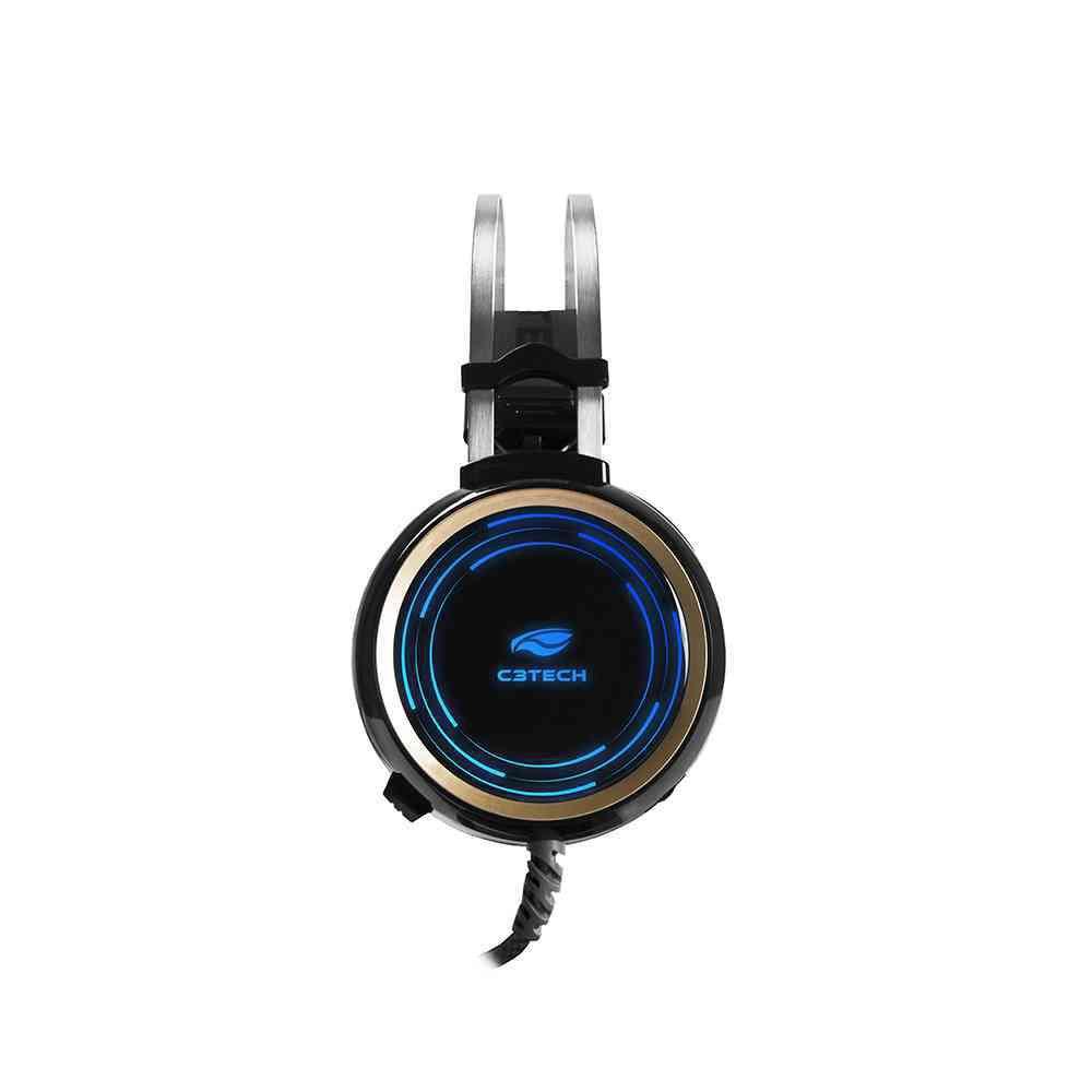 fone de ouvido com microfone gamer black kite ph g310bk c3 tech 49999 2000 201243