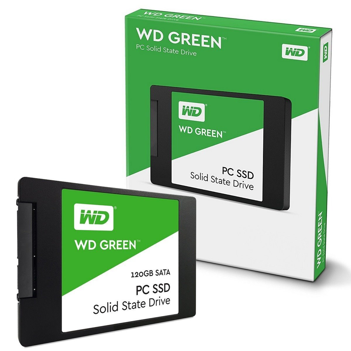 hd sata3 ssd 120gb 25 wd green westem digital 49799 2000 201034