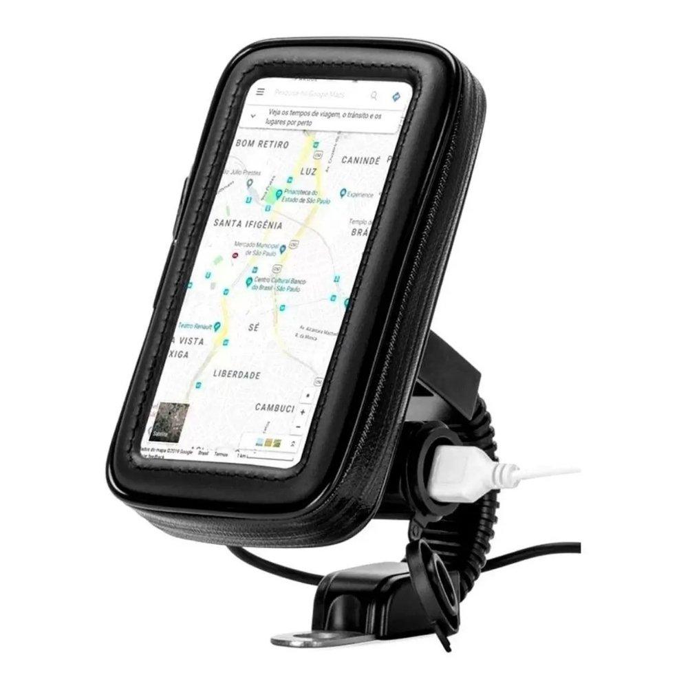 suporte universal de guidao moto para celular sp ca25l exbom 49798 2000 204252 3