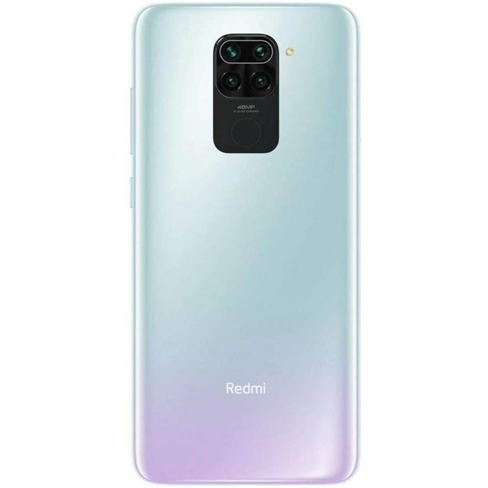 celular xiaomi redmi note 9 128gb 4gb 2 chip branco polar white 50060 2000 201553