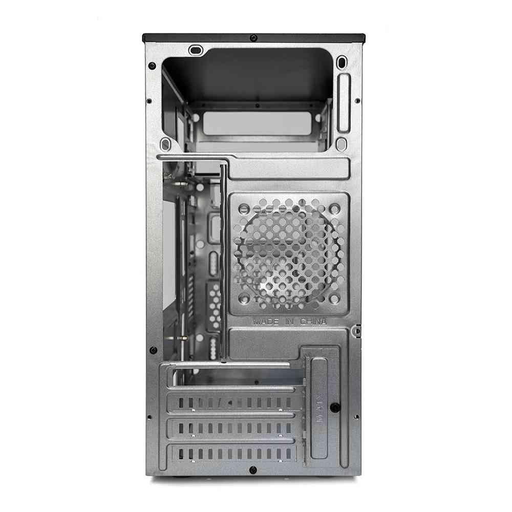 gabinete micro atx mt 11bk com fonte ps 200w c3tech s cabo 50109 2000 201448