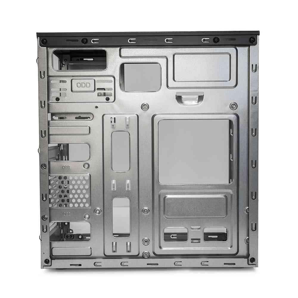 gabinete micro atx mt 11bk com fonte ps 200w c3tech s cabo 50109 2000 201449
