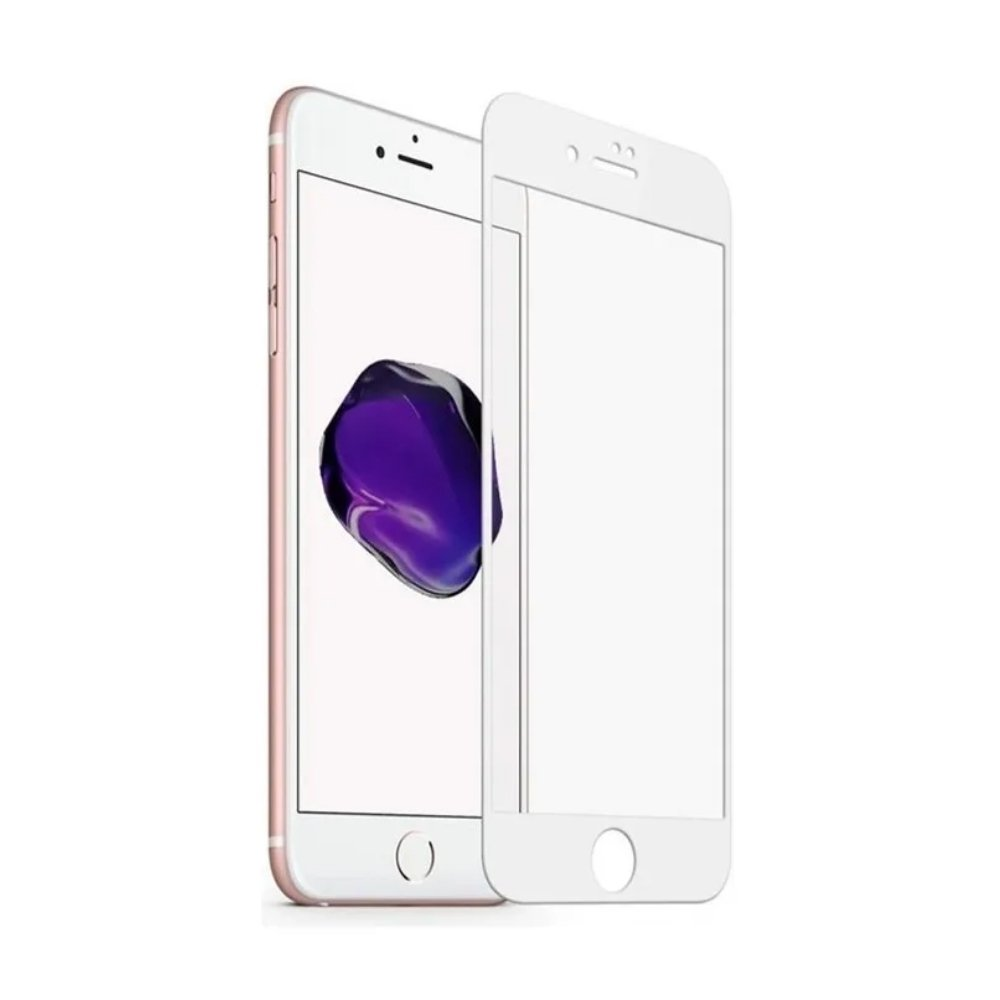 pelicula de vidro iphone 7 white glass 50178 2000 204242