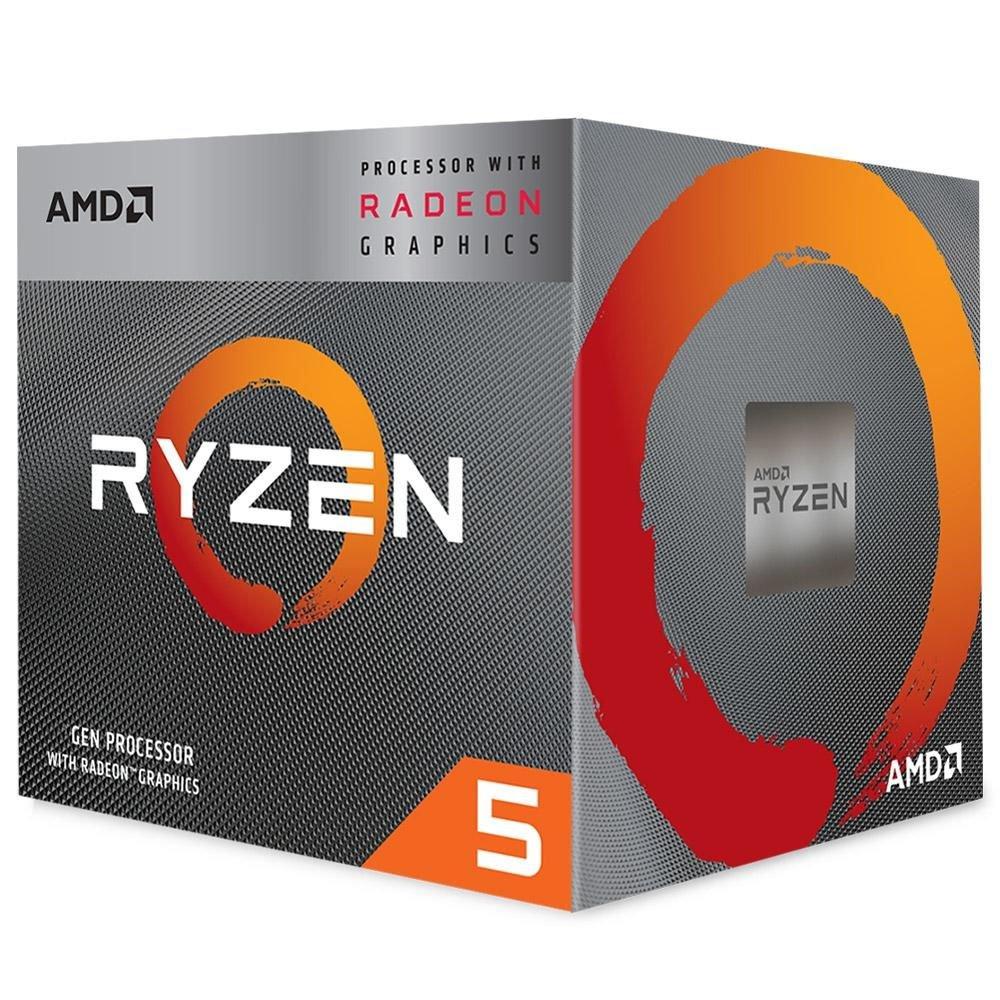 processador amd am4 ryzen r5 3400g 42 42ghz 6mb 37ghz com cooler 50150 2000 201517