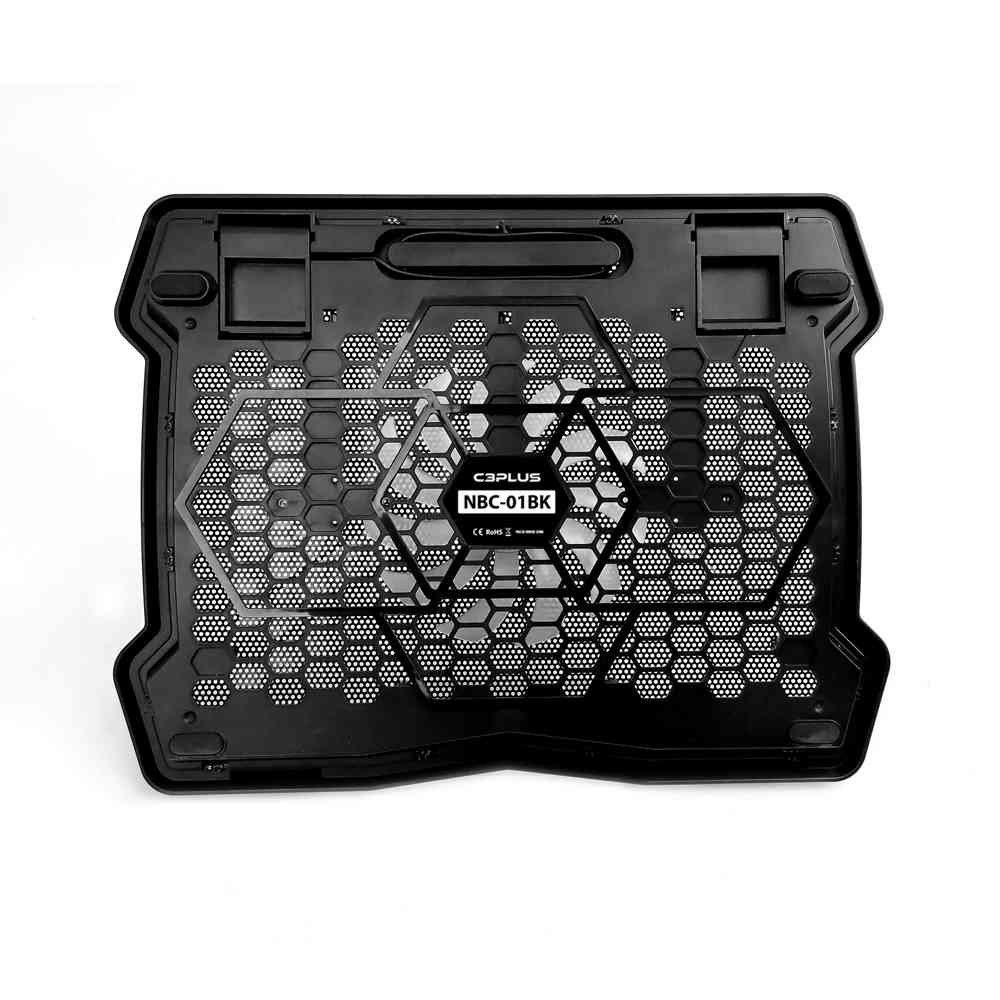 suporte para notebook com cooler 156 c3 tech nbc 01bk 50102 2000 201444