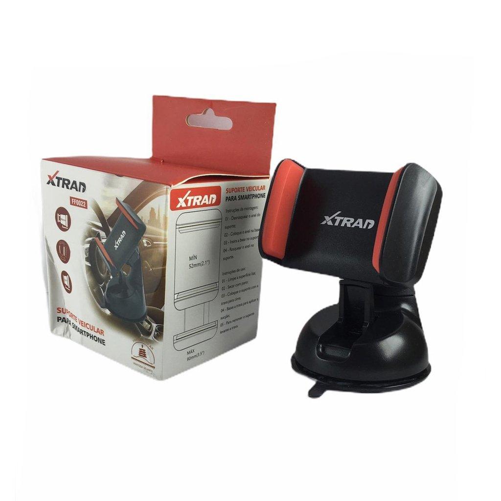 suporte veicular para celular ff0022 xtrad 50136 2000 201563