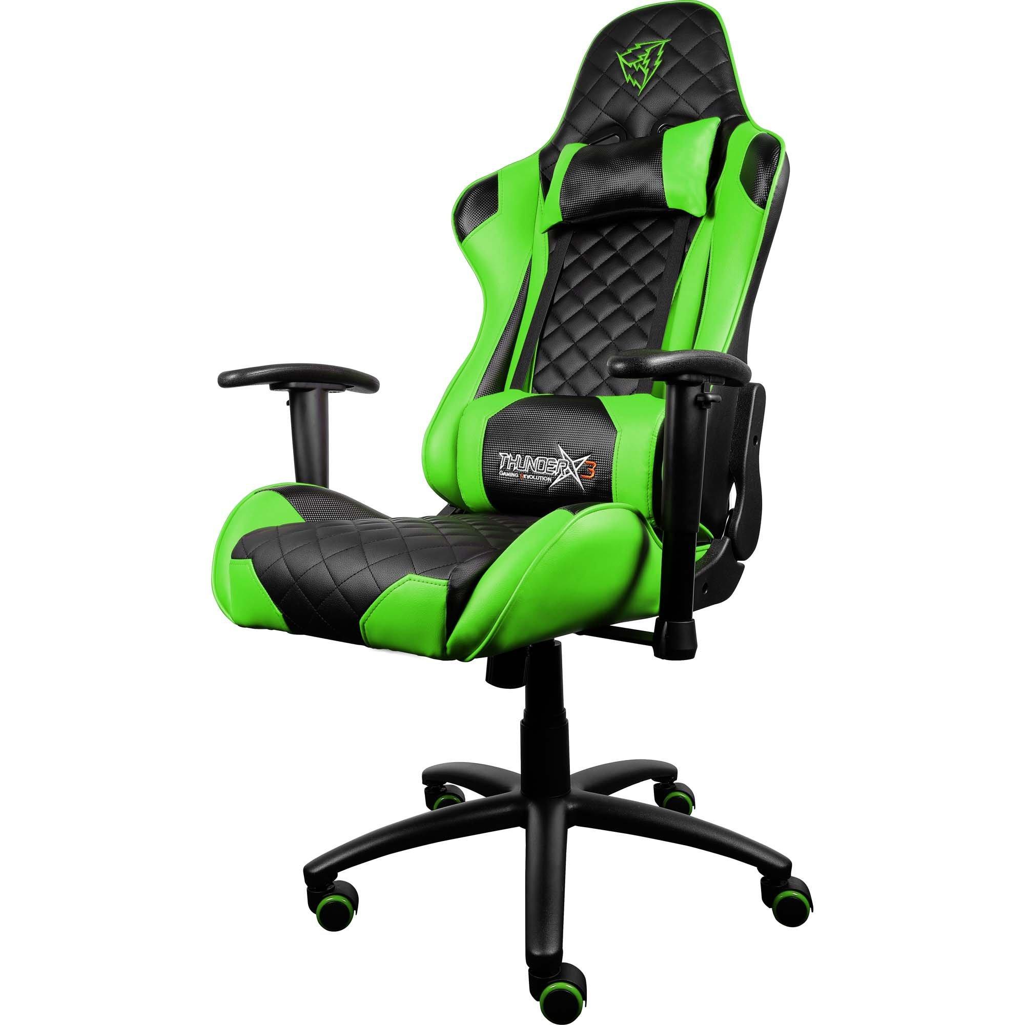 cadeira gamer rapido preta verde thunderx3 profissional tgc12 43832 2000 191586 1